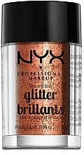 Parfums et Produits cosmétiques NYX Professional Makeup Face & Body Glitter - Paillettes visage et corps