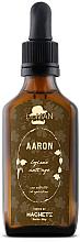 Parfums et Produits cosmétiques Lotion à l'extrait de spiruline pour cheveux - BioMan Aaron Anti Age Lotion