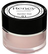 Parfums et Produits cosmétiques Gel de toile d'araignée pour nail art - Reney Cosmetics Spider Gel