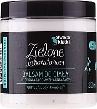 Parfums et Produits cosmétiques Baume raffermissant à l'huile de citron pour corps - Zielone Laboratorium
