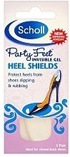 Parfums et Produits cosmétiques Protection talon en gel - Scholl Party Feet Invisible Gel Shields Back of Heels