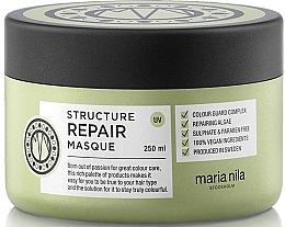 Parfums et Produits cosmétiques Masque à l'extrait d'algues pour cheveux - Maria Nila Structure Repair Masque