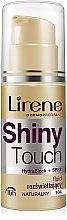 Parfums et Produits cosmétiques Fluide éclaircissant pour visage - Lirene Shiny Touch Illuminating Fluid