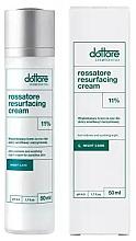Parfums et Produits cosmétiques Crème de nuit à l'acide mandélique - Dottore Rossatore Resurfacing Cream