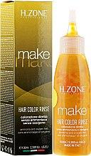 Parfums et Produits cosmétiques Crème colorante temporaire sans ammoniaque - H.Zone Make Up Hair Color Rinse