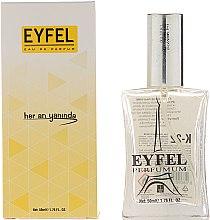 Parfums et Produits cosmétiques Eyfel Perfume K-22 Vital - Eau de parfum