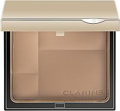 Parfums et Produits cosmétiques Poudre minérale compacte pour visage - Clarins Ever Matte Shine Control Mineral Powder Compact
