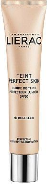 Fluide illuminateur de teint - Lierac Teint Perfect Skin Illuminating Fluid Spf 20