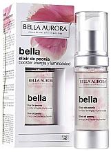 Parfums et Produits cosmétiques Sérum antioxydant à l'extrait de pivoine pour visage - Bella Aurora Elixir Of Peoni