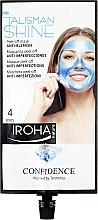 Parfums et Produits cosmétiques Masque peel-off anti-imperfections au collagène marin pour visage - Iroha Nature Talisman Shine Confidence