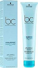 Parfums et Produits cosmétiques Crème boucles 5 en 1 - Schwarzkopf Professional Bonacure Hyaluronic Moisture Kick Curl Power 5