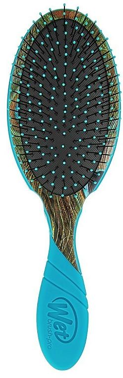 Brosse démêlante - Wet Brush Pro Detangler Free Sixty Peacock — Photo N3