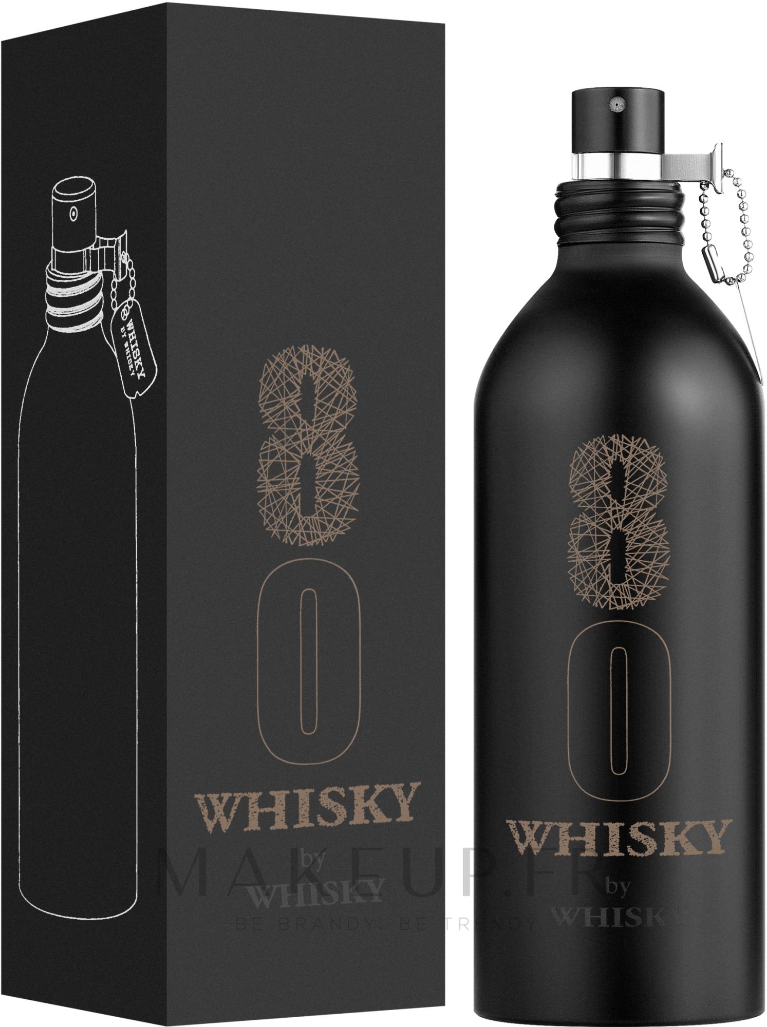 Evaflor Whisky by Whisky 80 - Eau de Toilette — Photo 120 ml