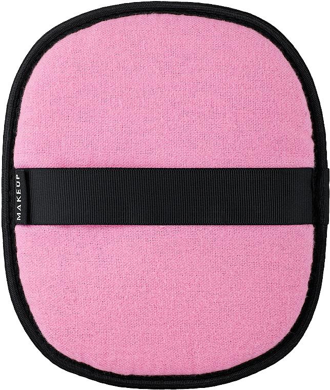 Éponge exfoliante pour corps, rose, Nudy & Shy - Makeup Exfoliating Washcloth