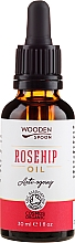 Parfums et Produits cosmétiques Huile bio de rose musquée - Wooden Spoon Rosehip Oil