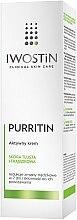 Parfums et Produits cosmétiques Crème à l'acide salicylique et allantoïne pour visage - Iwostin Purritin Active Cream