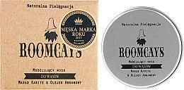 Parfums et Produits cosmétiques Cire modelante au beurre de karité et huile d'argan pour moustache - Roomcays