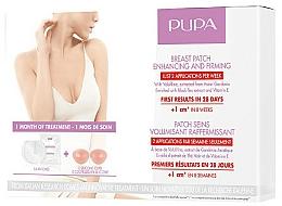 Parfums et Produits cosmétiques Patchs volumisants et raffermissants pour buste - Pupa Breast Patch Enhancing and Firming Set
