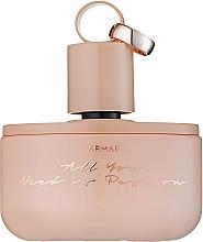 Parfums et Produits cosmétiques Armaf All You Need Is Passion - Eau de Parfum