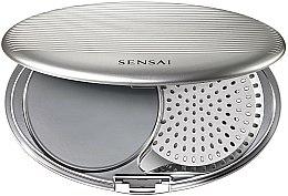 Parfums et Produits cosmétiques Palette pour fond de teint et poudre, argent - Kanebo Sensai Compact Case For Total Finish