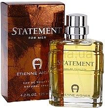 Parfums et Produits cosmétiques Etienne Aigner Statement - Eau de Toilette
