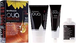 Parfums et Produits cosmétiques Coloration permanente sans ammoniaque - Garnier Olia