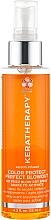 Parfums et Produits cosmétiques Spray avant brushing à la kératine - Keratherapy Keratin Infused Color Protect Perfect Blowout