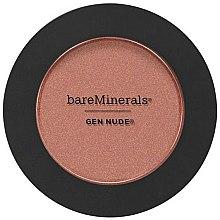 Parfums et Produits cosmétiques Blush - Bare Escentuals BareMinerals Gen Nude Powder Blush