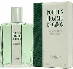 Parfums et Produits cosmétiques Caron Pour Un Homme de Caron - Eau de Toilette