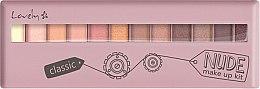 Parfums et Produits cosmétiques Palette de fards à paupières - Lovely Classic Nude Make Up Kit