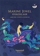 Parfums et Produits cosmétiques Masque tissu à l'acide hyaluronique pour visage - Shangpree Marine Jewel Hydrating Mask