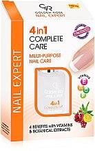 Parfums et Produits cosmétiques Soin 4-en-1pour des ongles - Golden Rose Nail Expert 4 in 1 Complete Care