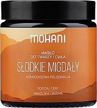 Parfums et Produits cosmétiques Beurre d'amande douce pour visage, corps et cheveux - Mohani Almond Rich Batter