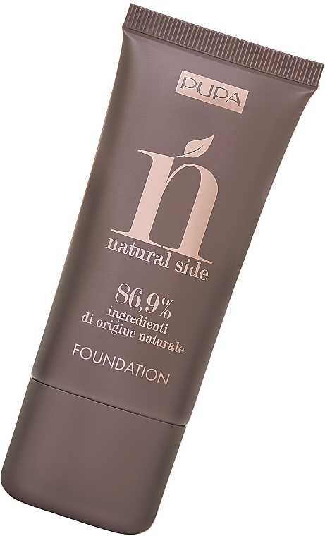 Fond de teint naturel - Pupa Natural Side Foundation