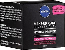 Parfums et Produits cosmétiques Base de maquillage - Nivea Make-Up Care Expert Hydra Primer Make-Up Base