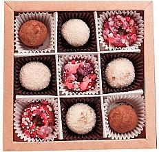 Parfums et Produits cosmétiques Bain moussant solide, Bonbons magiques de chocolat - Dushka