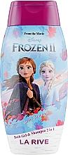 Parfums et Produits cosmétiques Gel bain et douche pour enfants - La Rive Disney Frozen Bath Gel and Shampoo 2 in 1