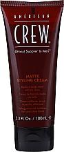 Parfums et Produits cosmétiques Crème coiffante effet mat à fixation moyenne - American Crew Classic Ultramatte