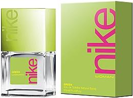 Parfums et Produits cosmétiques Nike Green Woman Nike - Eau de Toilette