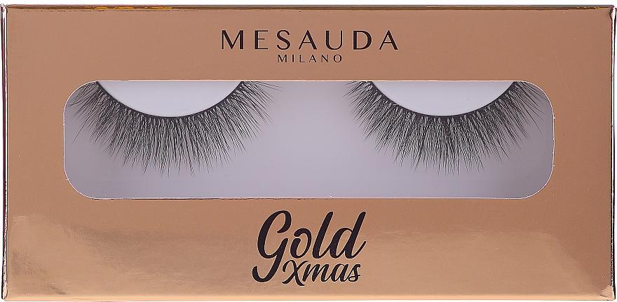 Faux cils - Mesauda Milano Gold XMas Instant Glam 203