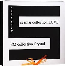 Parfums et Produits cosmétiques SM Collection Crystal Amethyst - Set (crème de jour/50ml + crème de nuit/50ml + masque pour visage/100ml)