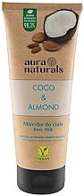 Parfums et Produits cosmétiques Lait pour corps, Noix de coco et Amande - Aura Naturals Coco & Almond Body Milk