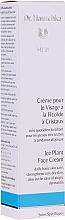 Parfums et Produits cosmétiques Crème à l'extrait de ficoïde à cristaux pour visage - Dr. Hauschka Med Gesichtscreme Mittagsblume