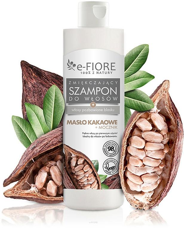 Shampooing au beurre de cacao - E-Fiori