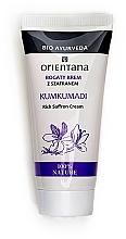 Parfums et Produits cosmétiques Crème bio à l'extrait de safran pour visage - Orientana Rich Saffron Cream