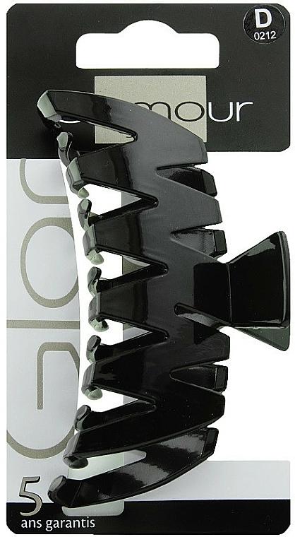 Pince à cheveux 0212, noir - Glamour