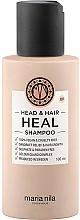 Parfums et Produits cosmétiques Shampooing sans parabènes - Maria Nila Head & Hair Heal Shampoo