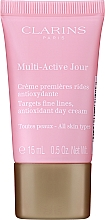 Coffret cadeau - Clarins Double Serum & Multi-Active Set (serum/30ml + cr/gel/15ml + cr/15ml + bag) — Photo N4