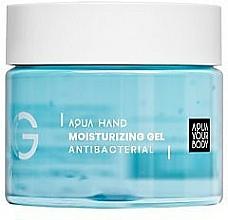 Parfums et Produits cosmétiques Gel hydratant antibactérien pour mains - Aquayo Aqua Hand Moisturizing Gel Antibacterial