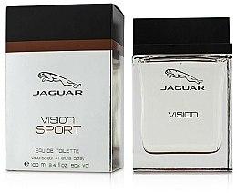 Parfums et Produits cosmétiques Jaguar Vision Sport - Eau de Toilette